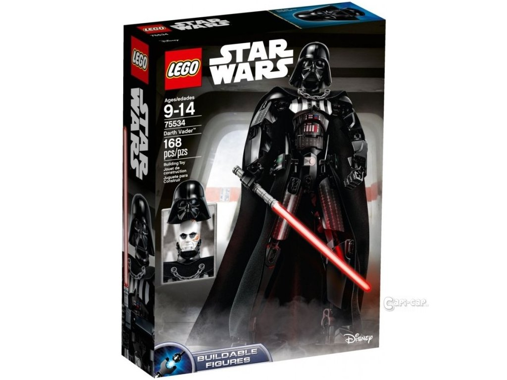 LEGO Constraction Star Wars 75534 Darth Vader™