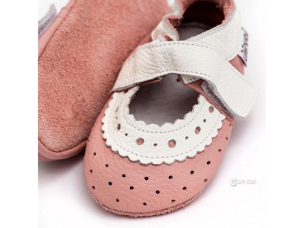 11d71dda5f ... LLPT845 2 capacky liliputi sandalky liliputi baby rose kozene capacky  boty pro deti backurky