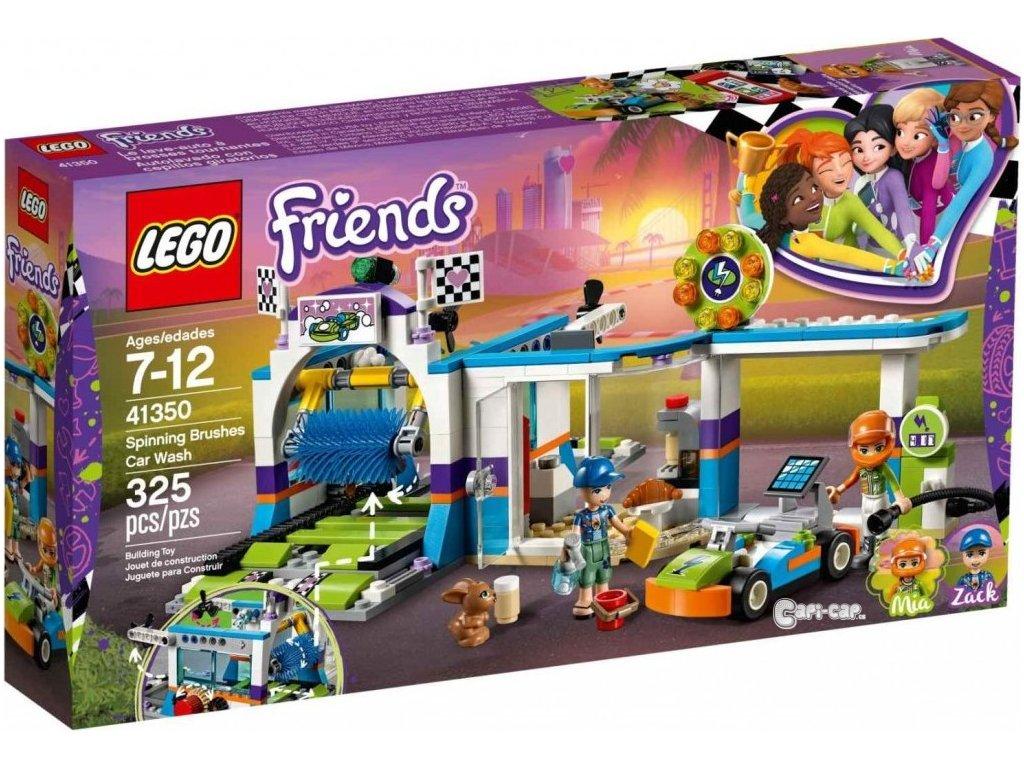 LEGO Friends 41350 Automyčka