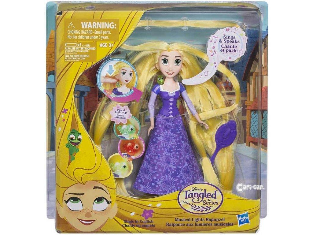 Disney Princess Princezna Locika zpívající s extra ...