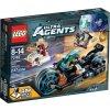 LEGO Ultra Agents 70167 Invizable utíká se zlatem