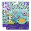 Littlest Pet Shop Tematický set se 2 zvířátky (fall)