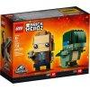 LEGO BrickHeadz 41614 Jurrasic World Owen & Blue