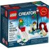LEGO Creator 40107 Zimní sporty, Rarita!