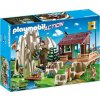 PLAYMOBIL 9126 Horolezecká stěna s horskou chatou