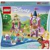 LEGO Disney Princess 41162 Královská oslava Ariel, Šípkové Růženky a Tiany