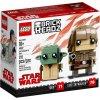 LEGO BrickHeadz 41627 Luke Skywalker a Yoda