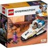 LEGO Overwatch 75970 Tracer vs. Widowmaker