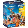 PLAYMOBIL 70072 THE MOVIE Marla s koněm