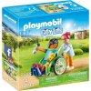 PLAYMOBIL® 70193 Pacient na vozíku