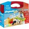 PLAYMOBIL® 5653 Přenosný kufřík Návštěva u veterináře