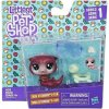Littlest pet shop lps set zviratek 2ks trixie otterbrook 138 timber otterbrook 139