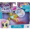 My Little Pony Mořský poník s doplňkem a pohyblivým ocáskem Fluttershy