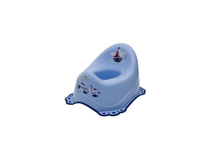 Nočník protiskluzový ocean&sea modrá