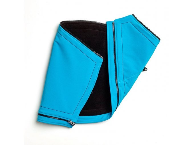 Liliputi těhotenská vložka do kabátu modrá