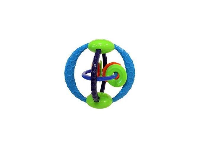 Hračka OBALL Twist 3m+