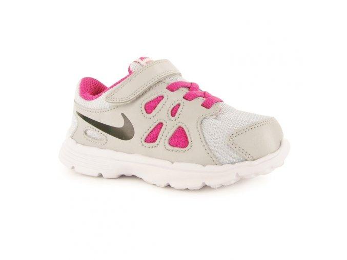 Nike dětské tenisky Revolution 2 růžové