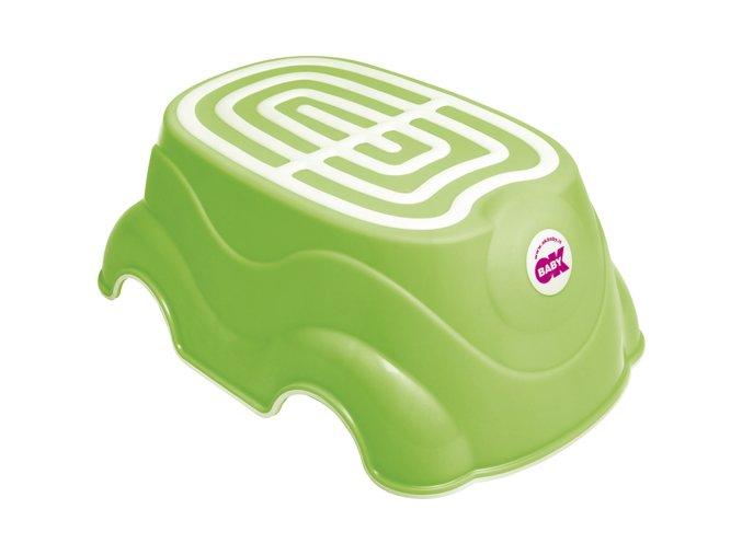 Schodík univerzálny Herbie zelená