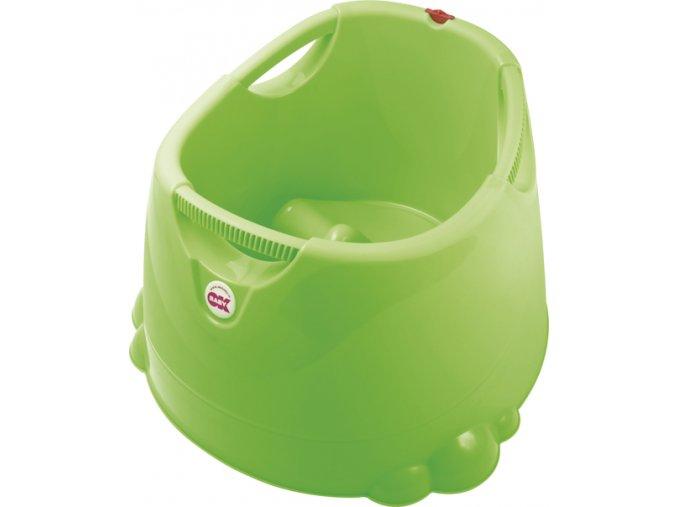 Vanička do sprchového koutu Opla zelená