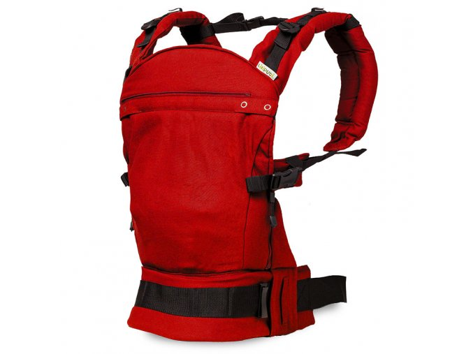 Liliputi ergonomické nosítko Classic Line Rouge červené