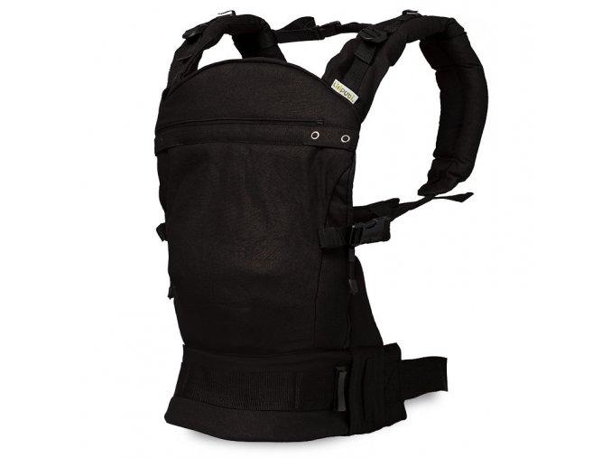 Liliputi ergonomické nosítko Classic Line Noir černé