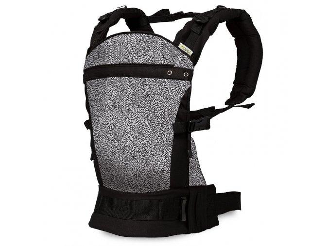 Liliputi ergonomické nosítko Orient černé