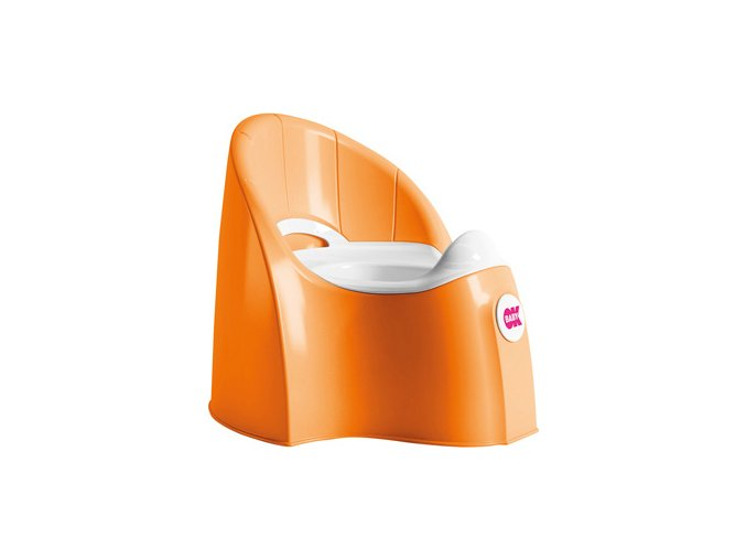 Nočník Pasha oranžová 45