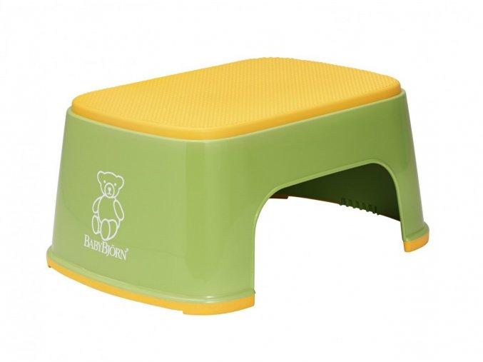 BabyBjörn Stupátko Spring Green zelené