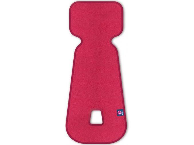 Vložka do autosedačky 3D Aero růžová 0-13 kg Petite&Mars