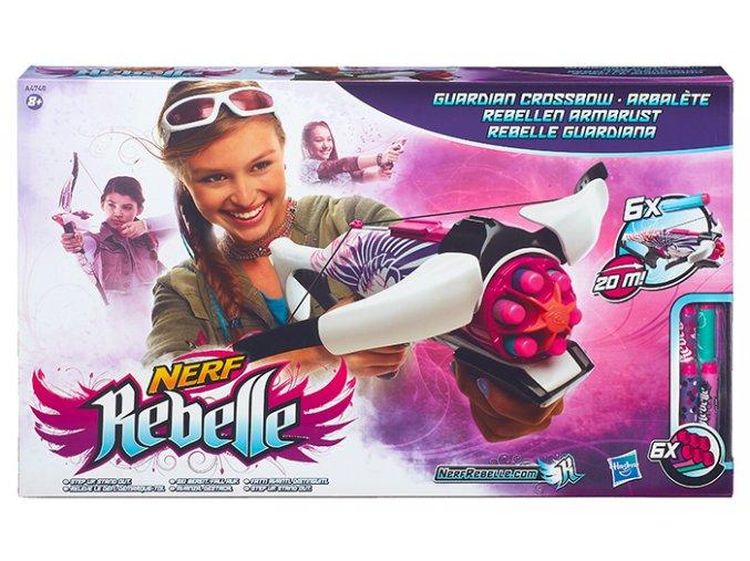 NERF Rebelle kuš s bubínkovým zásobníkem