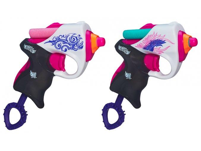 NERF Rebelle 2 pistole