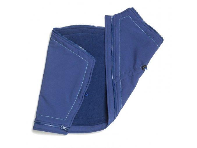 Liliputi těhotenská vložka do kabátu Peříčka modrá