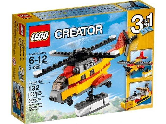 LEGO Creator 31029 Nákladní helikoptéra