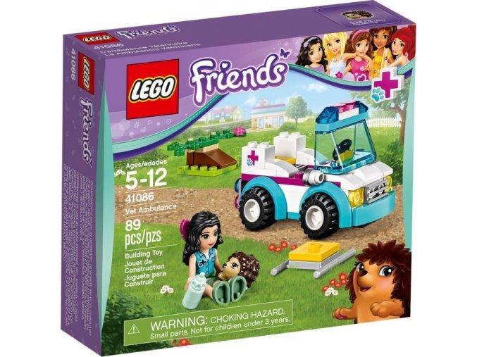 LEGO Friends 41086 Veterinární pohotovost