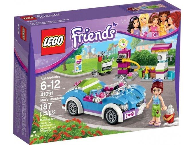 LEGO Friends 41091 Miin kabriolet
