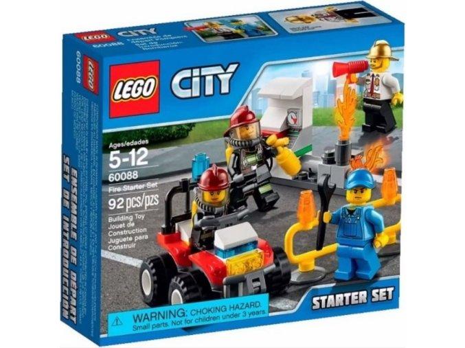 LEGO City 60088 Hasiči – startovací sada