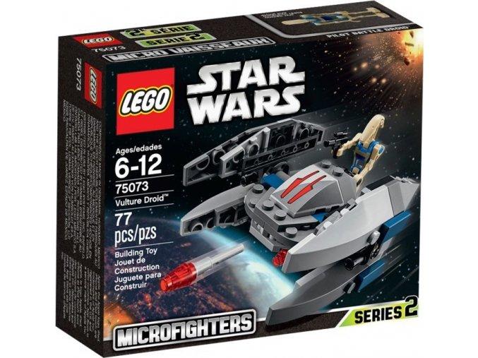 LEGO Star Wars 75073 Vulture Droid (Supí droid)