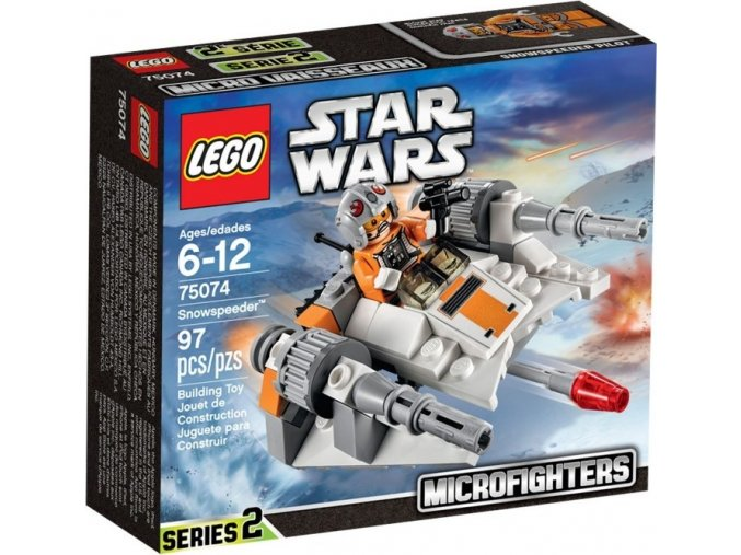 LEGO Star Wars 75074 Snowspeeder