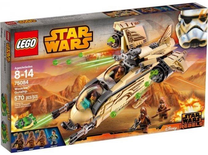 LEGO Star Wars 75084 Wookieeská válečná loď