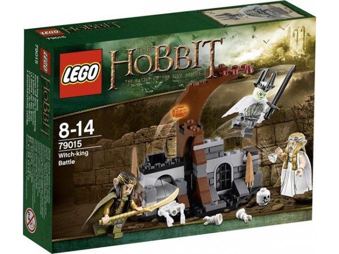 LEGO Hobbit 79015 Bitva s králem čarodějů