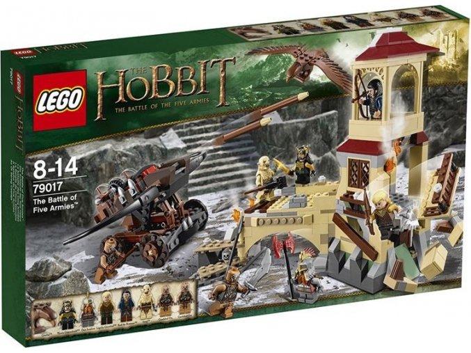 LEGO Hobbit 79017 Bitva pěti armád