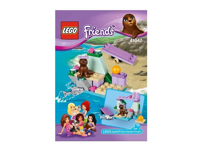 41047 lego friends