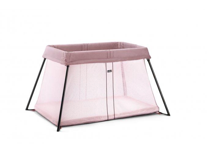 BabyBjörn cestovní postýlka Travel Crib Light Pink