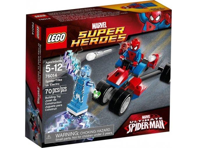 LEGO Super Heroes 76014 Spider-Trike vs. Electro
