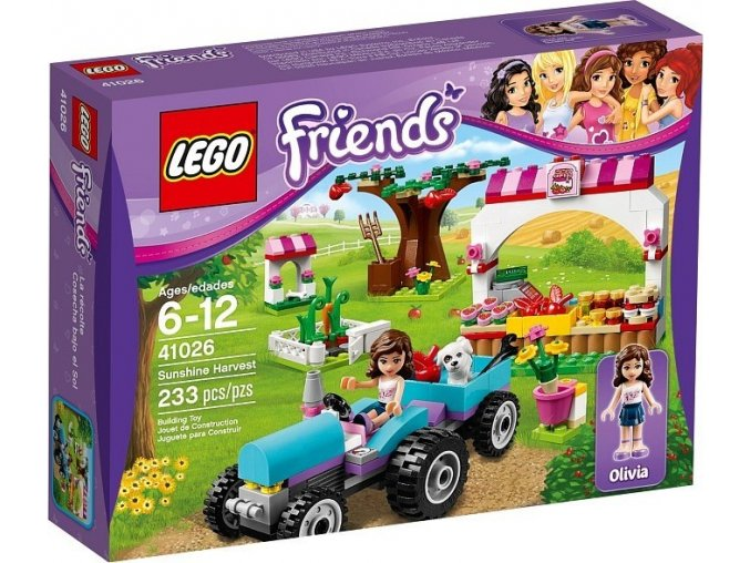 LEGO Friends 41026 Slunečná sklizeň