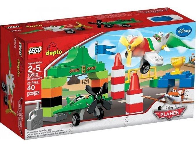 LEGO DUPLO 10510 Ripslingerův letecký závod