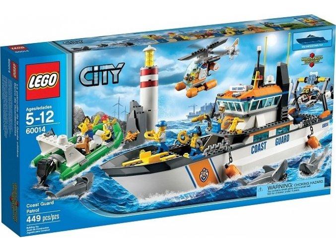 LEGO City 60014 Pobřežní hlídka