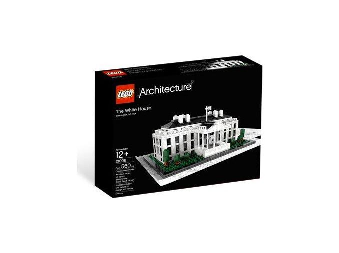 LEGO Architecture 21006 Bílý dům