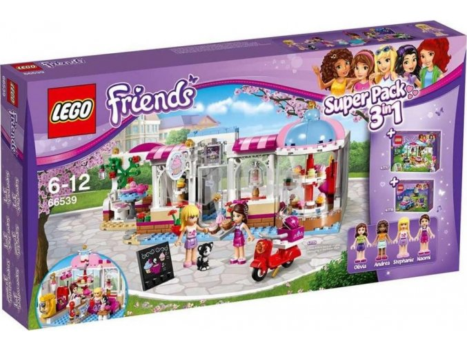 LEGO Friends 66539 Value pack II