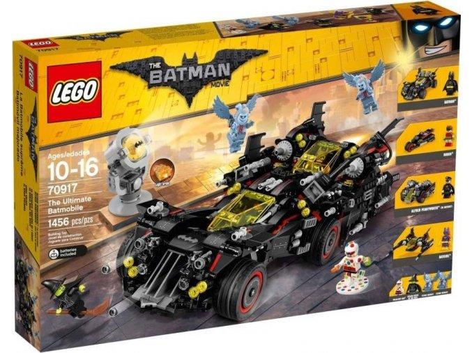 LEGO Batman Movie 70917 Úžasný Batmobil